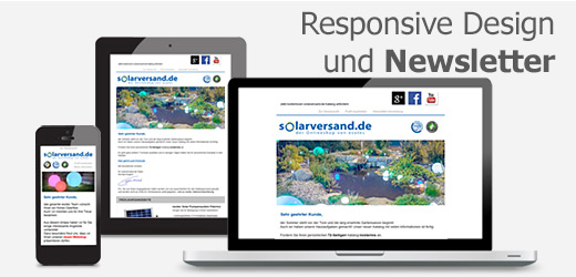 E-Mail Marketing mit Responsive Design